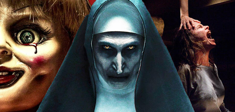 The Nun und die Chronologie des Conjuring-Franchise