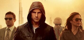 Bild zu:  Mission: Impossible - Phantom Protokoll bleibt an der Spitze der Kino-Charts