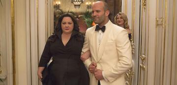 Melissa McCarthy und Jason Statham in Spy - Susan Cooper Undercover