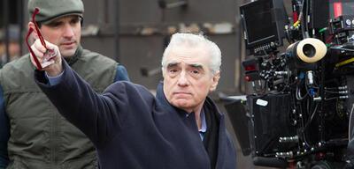 Martin Scorsese bei den Dreharbeiten zu Silence