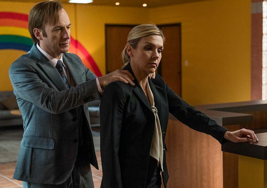 Better Call Saul Staffel 3 mit Bob Odenkirk und Rhea Seehorn