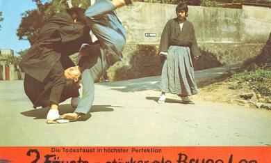 Zwei Fäuste… Stärker Als Bruce Lee