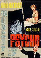 Psycho - Poster
