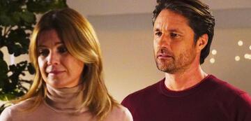 Grey's Anatomy: Ade Meredith und Nathan (Mathan? Nathadith?)