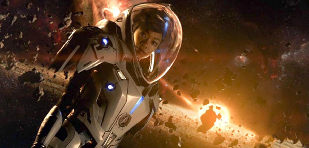 Star Trek Discovery Staffel 2 Kritik
