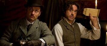 Auch auf Sherlock Holmes 2 dürfen wir uns dieses Jahr noch freuen