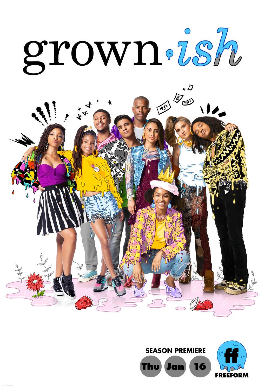 Grown-ish - Staffel 3