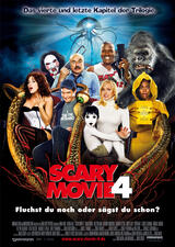 Scary Movie 4 - Poster