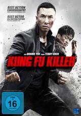 Kung Fu Killer - Poster