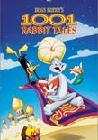 Bugs bunny 1001 rabbit tales poster