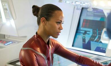 Star Trek Into Darkness mit Zoe Saldana - Bild 2