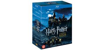 Harry Potter-Box mit vielen Extras