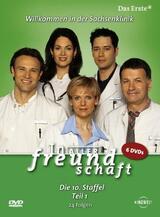 In aller Freundschaft - Staffel 10 - Poster