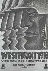 Westfront 1918 - Poster