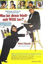 Was ist denn bloß mit Willi los? Poster