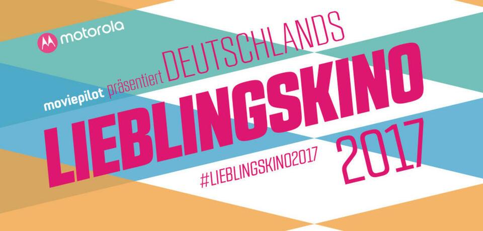 Deutschlands Lieblingskino 2017