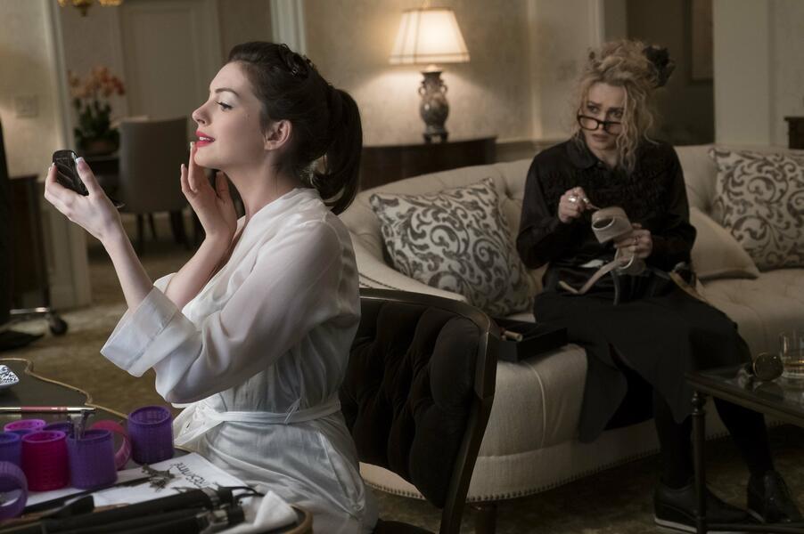 Ocean's Eight mit Helena Bonham Carter und Anne Hathaway