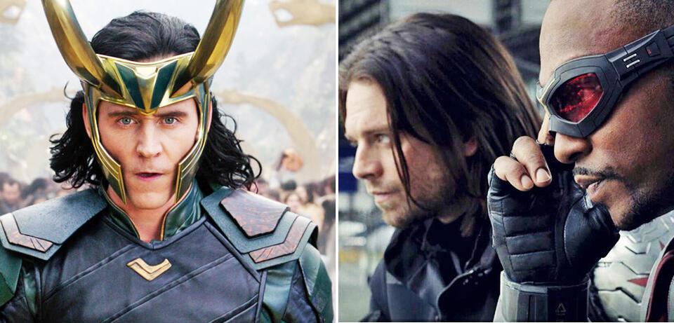 Thor 3: Tag der Entscheidung/The First Avenger: Civil War