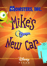 Mikes neues Auto - Poster