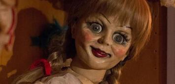 Bild zu:  Titelheldin Annabelle ist auch in Teil 2 wieder mit dabei