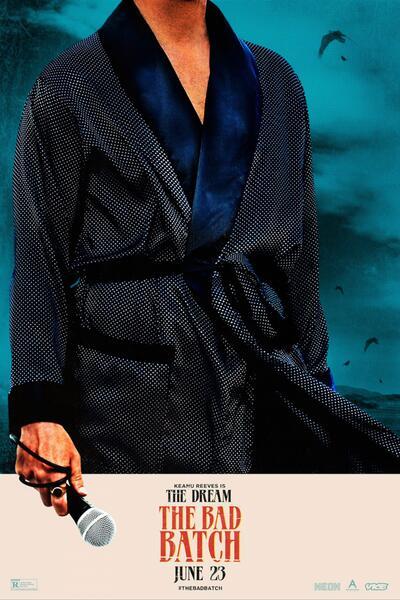 The Bad Batch mit Keanu Reeves