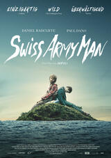 Swiss Army Man - Poster
