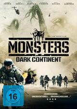 Monsters: Dark Continent - Poster