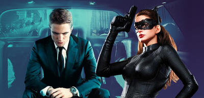 Robert Pattinson trifft Catwoman