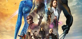 Filmplakat zu X-Men: Zukunft ist Vergangenheit