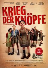 Krieg der Knöpfe - Poster