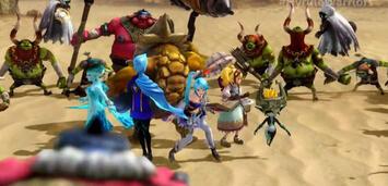 Bild zu:  Hyrule Warriors: Legends