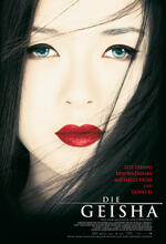 Die Geisha Poster