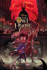 Willkommen im Haus der Eulen - Staffel 2 - Poster