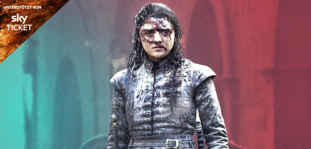 Game of Thrones: Was das Pferd am Ende der 5. Folge für das Finale bedeutet