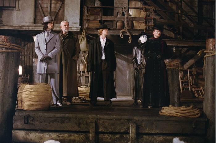 Die Liga Der Außergewöhnlichen Gentlemen Besetzung