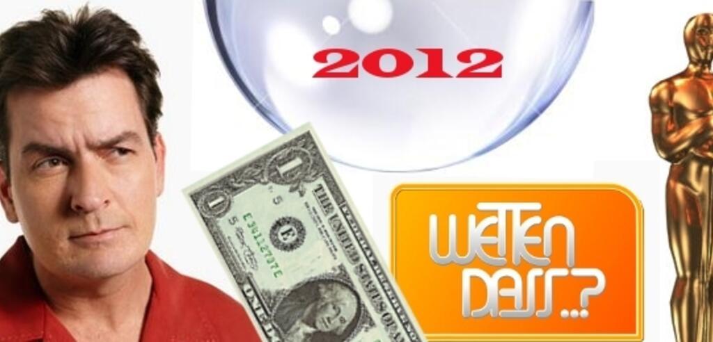 2012 wird aufregend