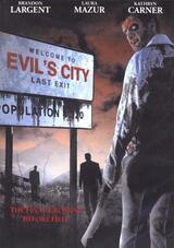 Evil's City - Poster