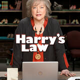 Harry's Law - Poster