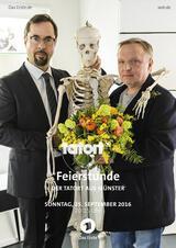 Tatort: Feierstunde - Poster