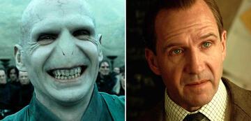 Harry Potter: Ralph Fiennes als Voldemort und in The King's Man