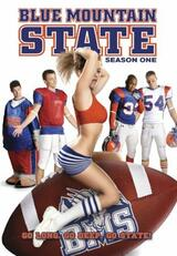 Blue Mountain State - Staffel 1 - Poster