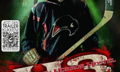 H3 Halloween Horror Hostel Stream