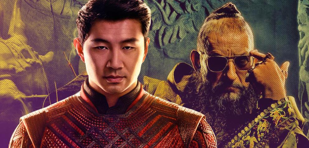 Shang-Chi und der alte Mandarin