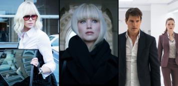 Bild zu:  Atomic Blonde, Red Sparrow,Mission: Impossible 6 - Fallout