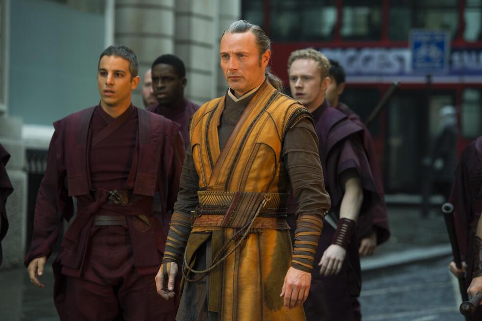 Doctor Strange mit Mads Mikkelsen