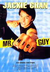 Mr. Nice Guy - Poster