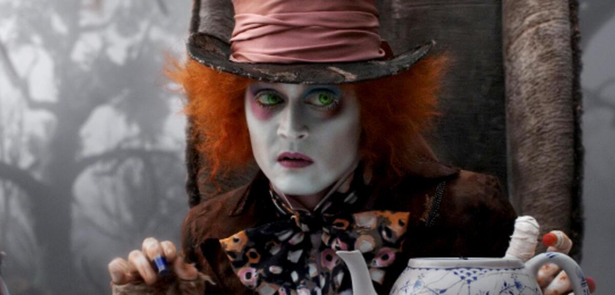 Alice Im Wunderland 2 Zeit