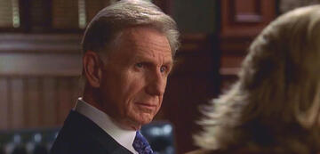 René Auberjonois als Paul Lewiston in Boston Legal