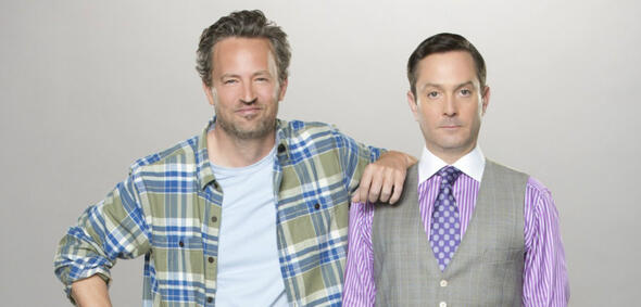 The Odd Couple - Matthew Perry und Thomas Lennon