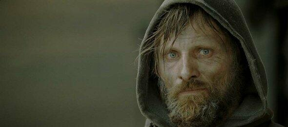 Eben noch The Road, bald On the Road: Viggo Mortensen